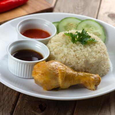 Chicken Rice Premix 2