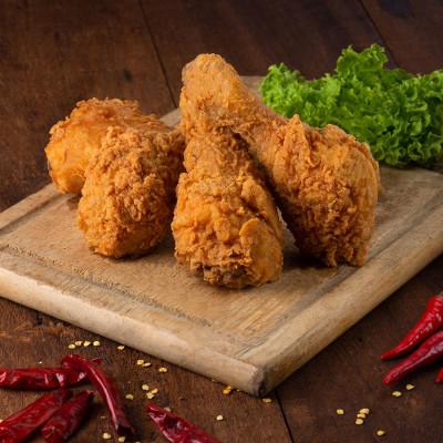 Extra Spicy Fried Chicken Premix 2